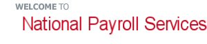 National Payroll Services